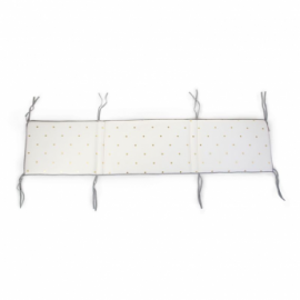 PROTECTION LIT 35x170 JERSEY GOLD DOTS