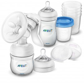 Pack d'allaitement manuel Natural