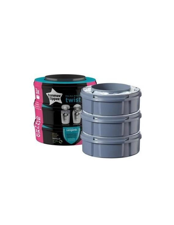 Recharges poubelles