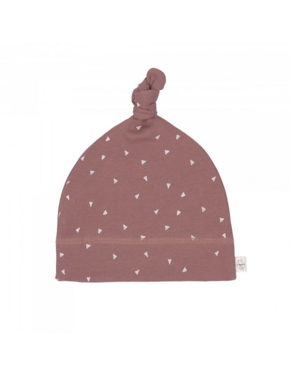 Bonnet Bébé, Triangle Cannelle